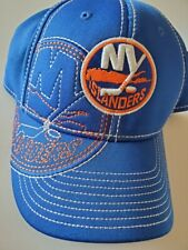 New York Islanders L/XL official Reebok Center Ice Collection NHL Hat (A1)