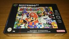 NINTENDO 64 N64 GAME - MARIO PARTY 3 - BRAND NEW SEALED UK PAL VERSION MINT