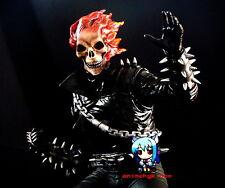 "Dark Hero The Ghost Rider 1/6 Figure Vinyl Model Kit 11"""