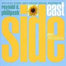East Side with Clint Hoover [EP] by Reynold D. Philipsek (CD,2009) SKU 4455