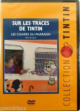 DVD REPORTAGE - Sur les traces de TINTIN - les CIGARES du PHARAON - zone 2 NEUF