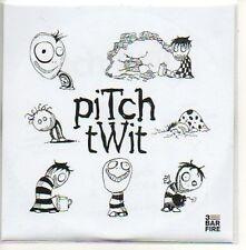 (200D) Pitch Twit, Sidewards / Pieces of 4 - DJ CD