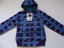 NWT Girls Transitional Winter Jacket Size 7 8 Purple Coat Emma Zero XPosur NEW
