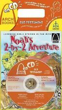 Noah's Two-By-Two Adventure/Jonah and the Very Big Fish [With CD] Arch Books