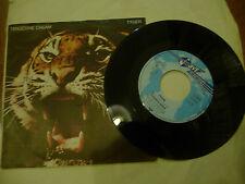 "TANGERINE DREAM""TYGER/21st CENTURY COMMON MAN-disco 45 giri JIVE Ger 1987"""