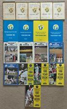 Glamorgan Cricket - Year Books