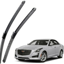 Genuine Set OEM Front Windshield Wiper Blades For 2014-2019 Cadillac CTS CTS-V