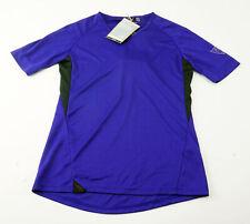 Giro Xar Women's Cycling Jersey Extra Small Short Sleeve Purple Mountain MTB