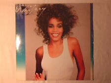 WHITNEY HOUSTON Whitney lp ITALY NARADA MICHAEL WALDEN MARCUS MILLER KENNY G