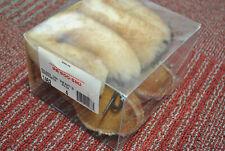 New Minnetonka Suede & Genuine Sheepskin Moccasins - Infant Size 4