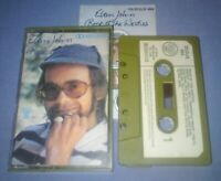 ELTON JOHN ROCK OF THE WESTIES PAPER LABELS cassette tape album T6452