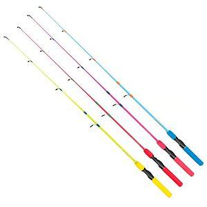 My-Fishing-World Kinderangel , angel für kinder in 4 verschiedenen Farben