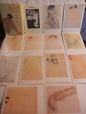 Cartoline RODIN NUDI DI DONNA scritto di Rainer Maria Rilke Stampa Alternativa