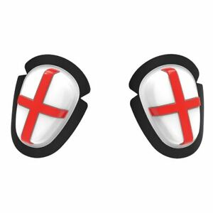 Oxford St George England Flag Racing / Track Day / Everyday Use Knee Sliders