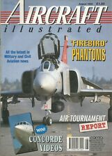 Aircraft Illustrated Magazine - August 1992