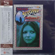 Shelagh McDonald-Stargazer UK folk psych Japanese SHM-CD Mini lp
