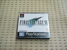 Final Fantasy VII für Playstation 1 PS1 PSone PSX *OVP*