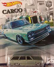 1/64 Hot Wheels Cargo Carriers  Nissan Skyline C10 Wagon