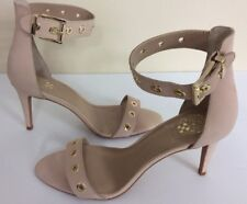 Women's Vince Camuto High Heel Shoes Genuine Leather Blush Size 10