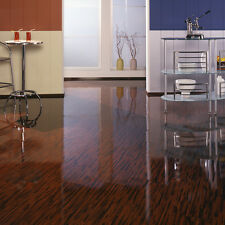 ELESGO Laminat Superglanz floor Glattkante Rio Palisander Hochglanz glänzend