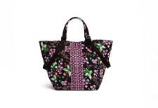 Vera Bradley Change It up Tote Shoulder Bag Winter Berry
