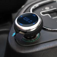 SAGO BT69 Car Bluetooth 4.2 Hands-free Call FM Transmitter MP3 Music Player