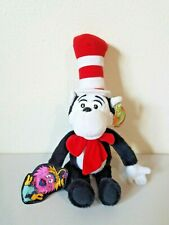 1997 Dr. Seuss Cat In The Hat RHYME & SURPRISE Talking Stuffed Plush Mattel 18""