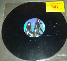 Kiss: Rare 1982 Creatures Of The Night U.K. Import signed by band in the vinyl