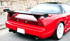New Rear Trunk GT Spoiler Wing Racing Lip  For HONDA NSX ARS Style Carbon Fiber