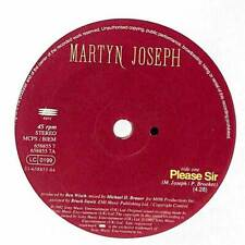 "Martyn Joseph - Please Sir - 7"" Record Single"