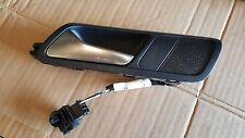VW PASSAT B6 3C LEFT SIDE REAR DOOR INTERIOR HANDLE SPEAKER 3C4839113