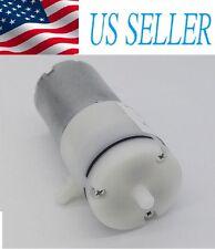 DC 12V Micro Vacuum Pump 30kpa mini air suction pump