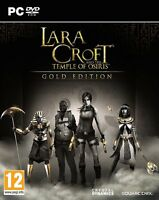LARA CROFT AND THE TEMPLE OF OSIRIS - EDITION COLLECTOR JEU PC NEUF