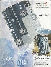 Ice Crystals Foundation Paper Piecing Pattern By Judy Niemeyer