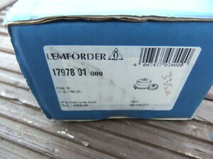 LEMFÖRDER 1797801Front  Track Control Arm Wishbone BUSH  BMW E46 3 SERIES