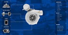 CXRacing Dual Ball Bearing GT2871 GT2871R Turbo Charger 400HP
