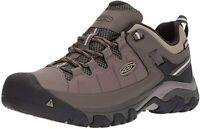 KEEN Men's Targhee Exp Wp-m Hiking Shoe Bungee Cord/Brindle