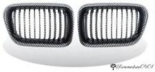 BMW 3 Series E36 LCI 1997-1998 Front Grille Grills Carbon Look