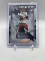 2020 Panini Absolute Clyde Edwards-Helaire Rookie RC Introductions #I-CEH Chiefs