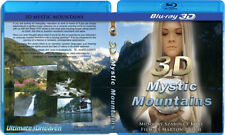3D Mystic Mountains Blu-Ray 3D NICE! 3-D Bluray Movie! Relax Series Collection