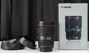 Canon EF 16-35mm f/2.8 USM II L Lens - MINT Condition