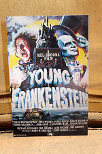 """Young Frankenstein"" Gene Wilder/Mel Brooks Movie PosterTabletop Display Standee"