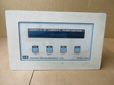 power measurements LTD # 3700ACM  VINTAGE ELECTRONIC TEST EQUIPMENT