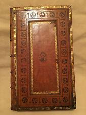 Edwards Of Halifax Bindings JUNIUS 1794 - 2 Vols. Superb Fine Leather Rare Set