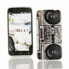 Cover e custodie bianco Per Alcatel One Touch per cellulari e palmari