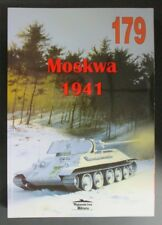 Wydawnictwo Militaria Moskwa 1941 Book No. 179 Pre Owned!