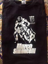 MOTOGP  Marco Simoncelli 58 Shirt Choose Your Size S/M/L/XL Super SIC