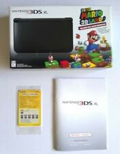 Nintendo 3DS XL Super Mario 3D Edition Box, Manual and AR cards only!