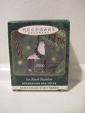 Ice Block Buddies, Hallmark miniature ornament, 2000, first in series