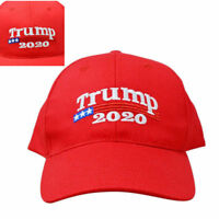 Trump 2020 President Keep Make America Great Again MAGA Baseball Cap Hat Red